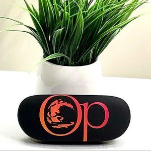 Ocean Pacific OP Eyewear Hardcover Case Black